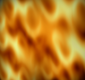 Flames drawn with Adobe Fireworks